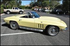 G140 1966 Chevrolet Corvette Convertible  Photo 2
