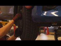 Wheels balancing ● Hints from Oponeo™ - YouTube