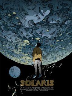 Solaris, (1972), dir. Andrei Tarkovsky