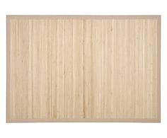 Tappeto in bamboo e cotone Zen - 140x200 cm
