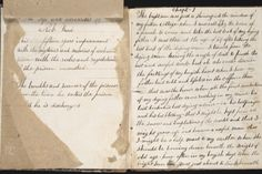 First-Known Prison Narrative by an African-American Writer Discovered at the Beinecke Library | Beinecke Rare Book & Manuscript Library - http://beinecke.library.yale.edu/about/news/first-known-prison-narrative-african-american-writer-discovered-beinecke-library