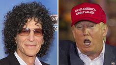 Howard Stern: Presidency will be 'detrimental' to Trump's 'mental health'
