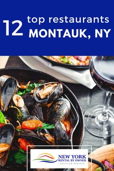 Here is a local's guide to the top places to eat in Montauk, NY. Long Island is known for their amazing fresh food, so you don't want to miss out on these restaurants that are recommended by locals. Montauk Restaurants, Top Restaurants, Fire Island New York, Montauk New York, Lobster House, Beautiful Beach Houses, The Fish Market, Lakefront Homes, Best Sunset