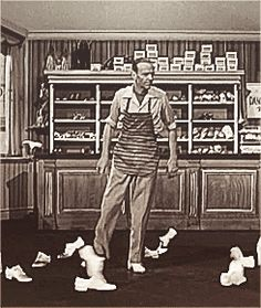 Fred Astaire in The Barkleys of Broadway (1949).