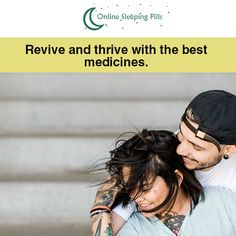 Revive and thrive with the best medicines.