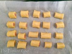 Nigerian sausage roll is a snack of seasoned sausage meat wrapped in dough. It is soft, light, flaky and golden with well-seasoned sausage meat inside. Nigerian Sausage Roll Recipe, Well Seasoned, Sausage Rolls, Snacks, Baking, Fruit, Ethnic Recipes, Cocktail, Food