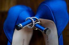 stylish classic blue wedding shoes with engagement ring ideas Blue Wedding Shoes, Wedding Heels, Manolo Blahnik Heels, Blue Pumps, Bride Accessories, Pretty Rings, Fashion Heels, Diamond Wedding Rings, Gemstone Rings
