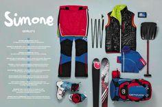"""Simone ist eine echtes """"Tier"""" beim Skitourengehen. Es macht keinen Spaß, ihr hinterher zu hecheln. Eine Beratung im Laden bei uns ist da viel angenehmer ;-) #sporthausschuster #schuster1913 #skitouren #skitouring #skitourengehen Alle Produkte zum Thema Skitouren findet ihr hier: www.sport-schuster.de/Wintersport/Skitouren?campaign=pinterest"""