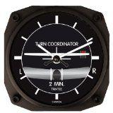2060 2 Min Turn Coordinator wall clock
