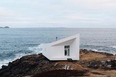 Tiny House in Fogo Island Canada