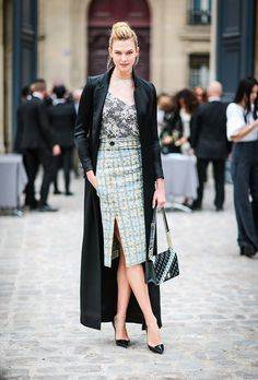 Best of Street Style From Paris Fashion Week – Vogure