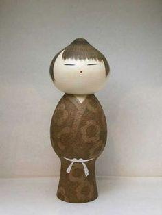 BEAUTIFUL JAPANESE SOSAKU KOKESHI DOLL 「Mushin 」byWATANABE MASAO   eBay