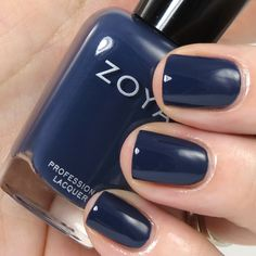 ZOYA Cashmeres Collection for Fall 2013 Review, Photos, Swatches -- Sailor