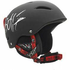 Bolle B-Style Helmet Soft Black Graffiti