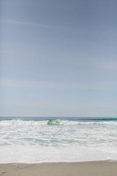Davenport Beach near Davenport, California