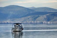 fishingboat at Perama Greek Islands, Photographs, Relax, Mountains, Nature, Travel, Greek Isles, Naturaleza, Viajes