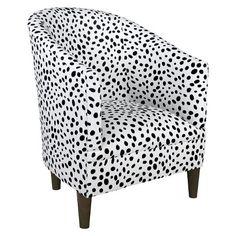 Skyline Custom Upholstered Tub Chair