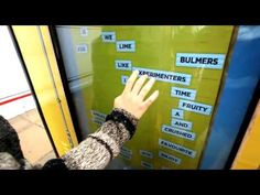Clear Channel installed eight interactive HD screens in to 6 sheets throughout London and Brighton to promote Bulmers Cider. Passersby were able to interact with the touchscreens to create their own literary masterpiece with fridge letters to share with friends via Facebook. The campaign was created by Exposure, Grand Visual and bought by media agency Starcom and specialist Hi-Resolution.