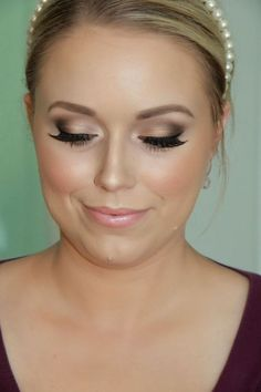Beautiful wedding makeup - My wedding ideas