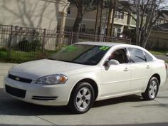 Used Chevrolet Impala LT for sale in Texas for only $7999