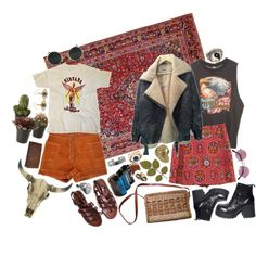 """Calico - widowspeak"" by hippierose on Polyvore"
