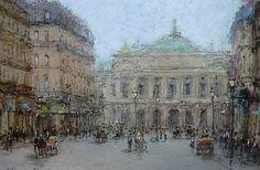 """Андрей Гук """"Париж. Опера""""  2010"""