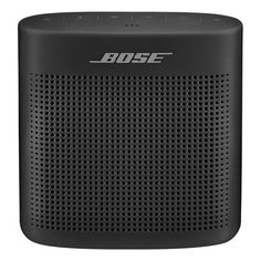 Bose SoundLink Color II Bluetooth Speaker in Black Bose, Component Speakers, Great Speakers, Christmas Gifts For Him, New Drivers, Nebraska Furniture Mart, Bluetooth Speakers, Portable Speakers, Target