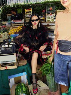 Luca and Alessandro Morelli picture the Dolce&Gabbana Spring Summer 2019 Women's Accessories Campaign. Bianca Balti, Giorgio Armani, Dolce Gabbana Logo, Campaign Fashion, Italian Fashion, Fashion Bags, Spring Outfits, Women's Accessories, Ready To Wear