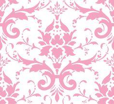 pink damask - Bing Images