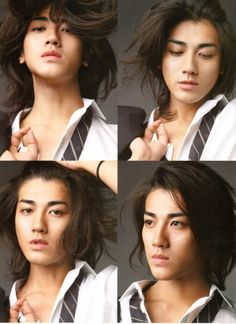 jin akanishi... seriously??