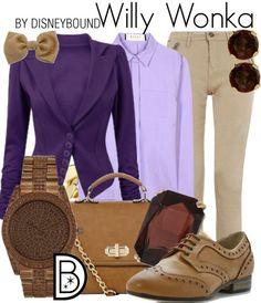 Disney Bound - Willy Wonka