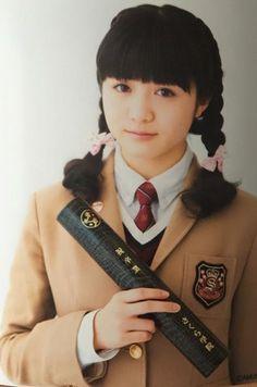 SG: Moa Kikuchi
