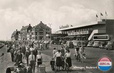 Boulevard Evertsen Vlissingen (jaartal: 1950 tot 1960) - Foto's SERC