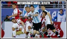 Los Memes del Argentina vs Paraguay - La presentación de Argentina en la Copa América Chile 2015 causó grandes expectativas; aunque dominaron el primer tiempo frente a Paraguay, la Albi...