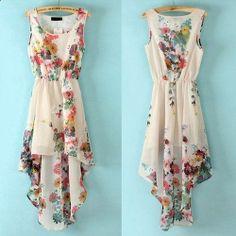 Floral summer dress. im In love !!!!