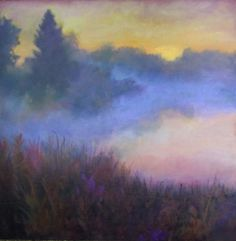 Lifting Fog - Roberta Sieber