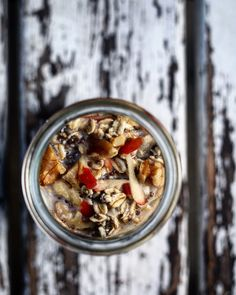 Joy Of Cooking, Crunches, Overnight Oats, Acai Bowl, Smoothies, Oatmeal, Breakfast, Food, Plants