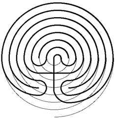 cretan spiral