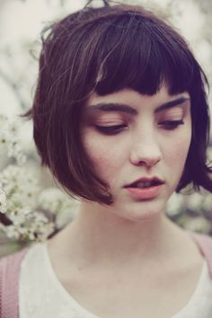 ©2013 Samantha Collie Photography Amelie haircut. xx