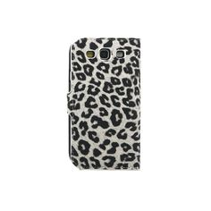 Θήκη με stand για Samsung Galaxy S3 - leopard