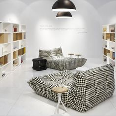 Lounge Settee from Ligne Roset - available from Mills and Kinsella 07921 215026