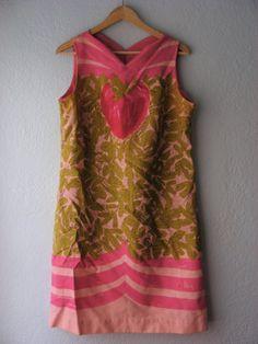 vintage vera dress!