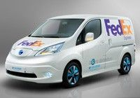 Nissan's second EV to be launched out of 4 pure EVs they intend to mass produce... the e-NV200 van