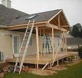 How To Build A Porch Screen Porch Construction Dream