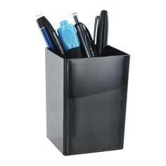 Uni-Ball Universal Desk Pen Pencil Cup Holder
