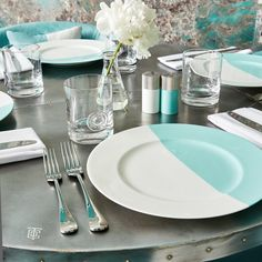 Tiffany & Co. Opens Blue Box Cafe In New York | Brit + Co