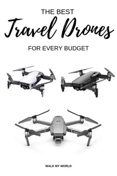 All the best travel drones no matter what you budget! Well tell you: what to look for which are the best value what else you need to buy and our favourite drone on the market. Drone Photography, Travel Photography, Photography Tips, Editorial Photography, Grand Canyon Hiking, Small Drones, Drone Technology, Trade Secret, Drone Quadcopter