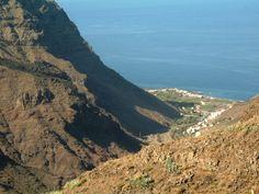 Islas Granarias, La Gomera: Valle Gran Rey