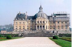 A. Paris area, Vaux le Vicomte  by m. muraskin-france by m. muraskin, via Flickr