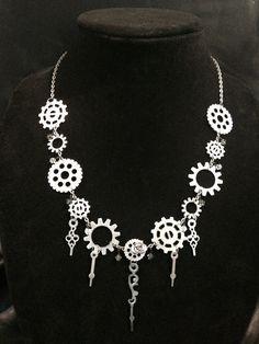 Crafts Glorious Zahnräder Mix Schmuck Anhänger Steampunk Fasching Gothic Basteln Kette Antik Moderate Price Jewelry & Watches